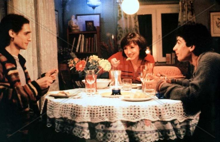 Una scena del film Ovosodo
