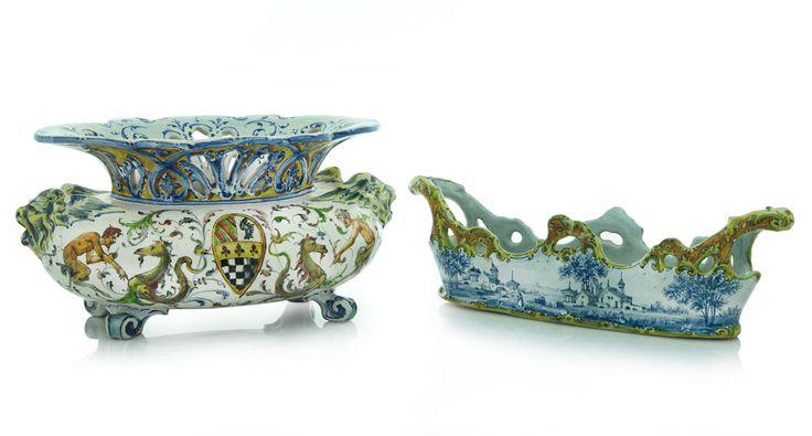41 best ceramics images on pinterest ceramic art for Giardiniere bologna