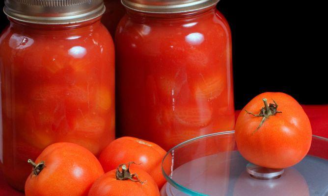 Receta de conserva de tomate frito  | Cantabria | Spain