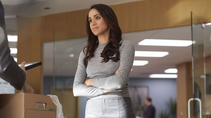 """Meghan Markle as Rachel Zane in Suits, """"This is Rome."""" -- (Photo by: Shane Mahood/USA Network)"""