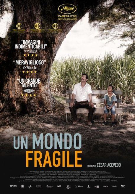 Bisogna rimettere al centro l'uomo e la natura. Lo sfruttamento della terra e la speculazione non portano a nulla. Il film colombiano Un mondo fragile.