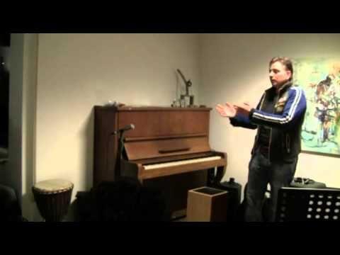 ▶ Rob van Sprang, Inspiratiepodium Arnhem 6 januari - YouTube