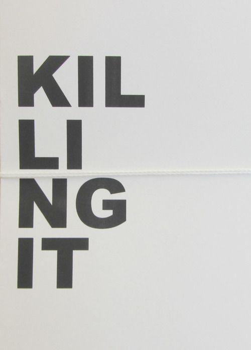 Killing - It