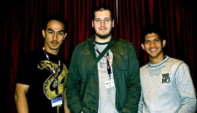 Iko Uwais Peringkat 5 The Breakour Stars of 2012