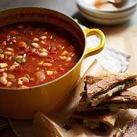 Minestrone: Favorit Soups, Minestrone Soups, Kidney Beans, Lentils Soups, Winter Night, Soup Recipes, Food Recipe, Minestron Soups Recipe, Bhg Com