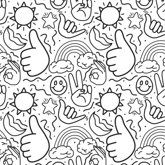 free new age coloring pages - photo#9