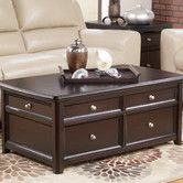 Found it at Wayfair - Canaan Coffee Table Set