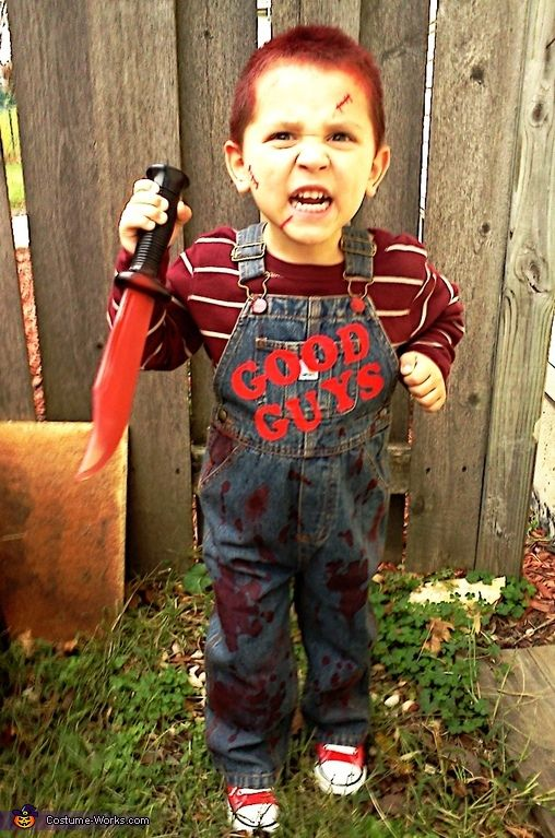 92 best halloween costumes images on pinterest costume ideas chucky halloween costume contest at costume works homemade halloween costumesdiy solutioingenieria Choice Image