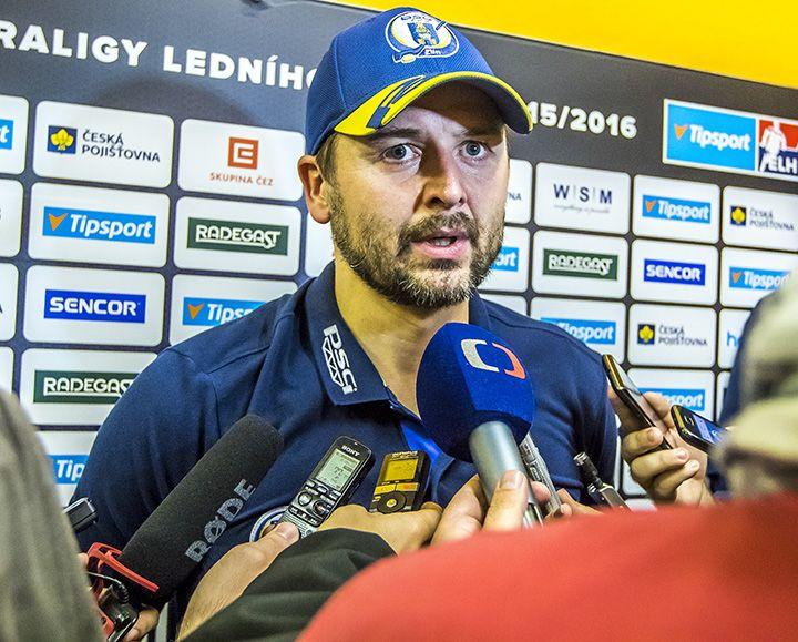 HC PSG Zlín   První trenér PSG Zlín Rostislav Vlach: Letní příprava nabírá na tempu