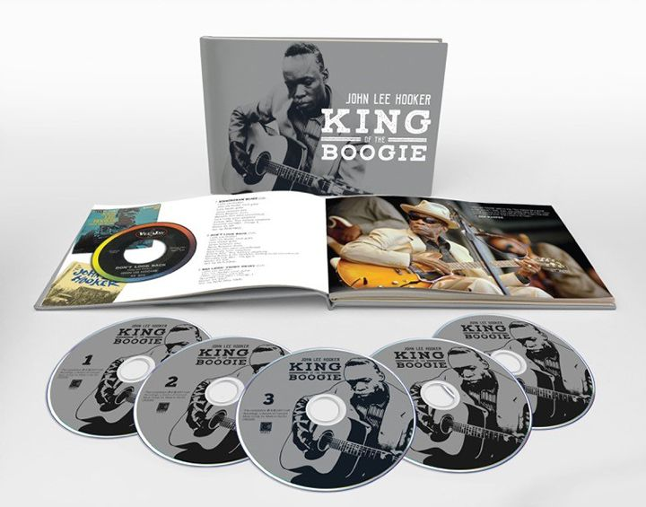 A new career-spanning multi-disc box set released to celebrate his 100th birthday shows that John Lee Hooker remains King Of The Boogie.