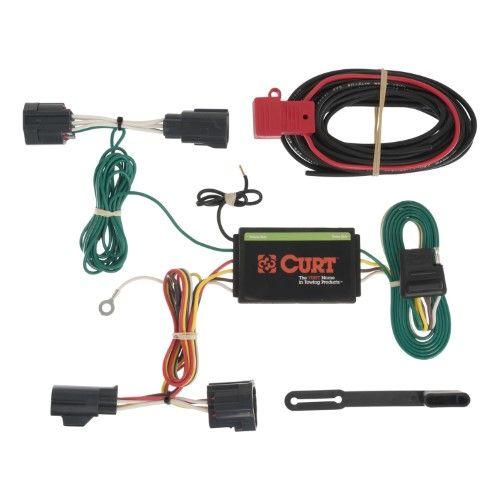 Curt Manufacturing Cur56183 (Cur55027) 07-11 Nitro/08-12 Liberty  T-Connector | Dodge nitro, 2012 jeep, Jeep libertyPinterest