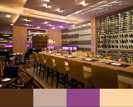 worlds top colur combination interior restaurant - Rapunga Google
