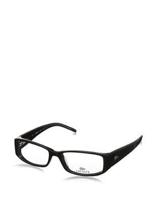 60% OFF Lacoste Women's L2607 Eyeglasses, Black