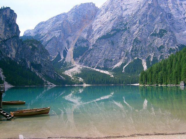 Zuid-Tirol - Pragser Wildsee - Lago di Braies