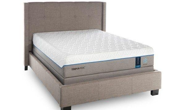 Tempur Cloud Luxe Breeze Mattress Mattress Sets Adjustable Beds