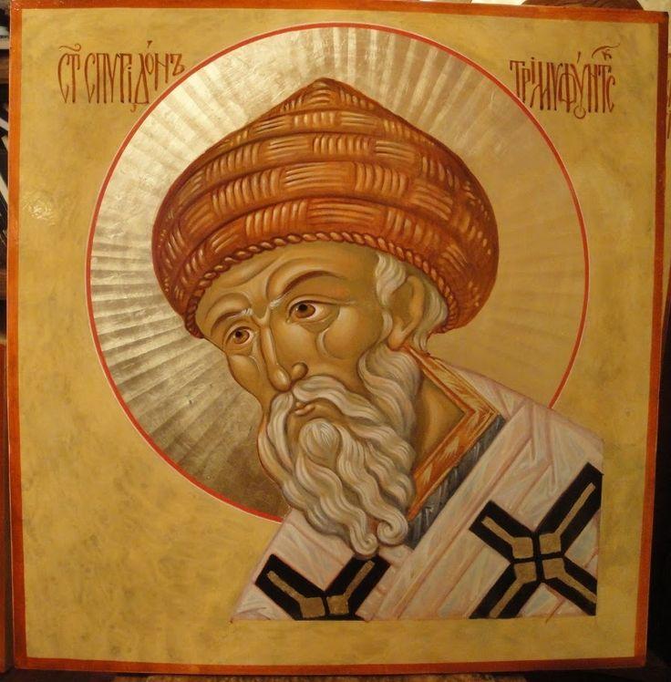 Свт. Спиридон Тримифунтский