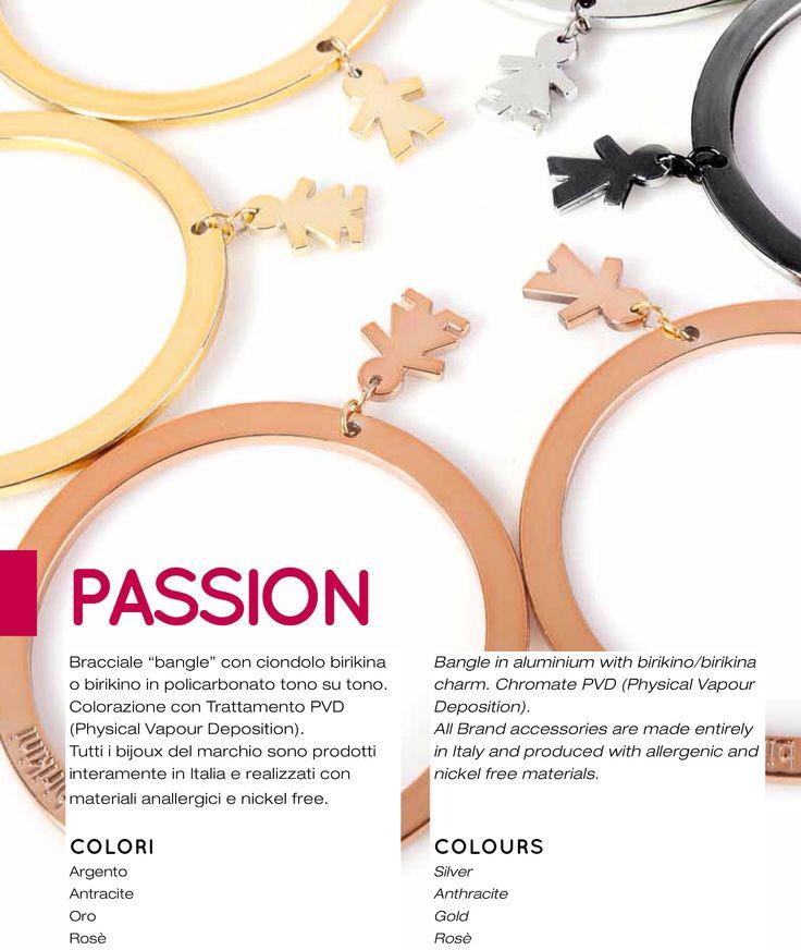 Passion.. Emozioni da condividere con passione ! Bijoux by birikini collections made in Italy <3 - www.ibirikini.com