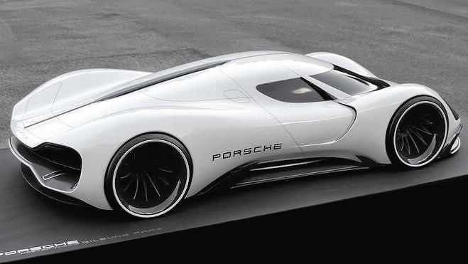Sweet Porsche concept