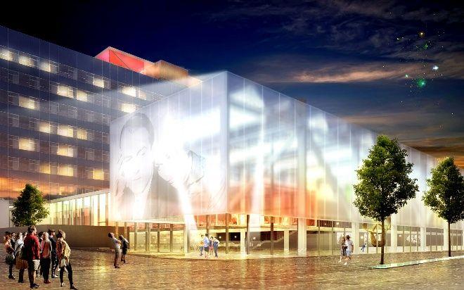 Levitt Bernstein's Granada Studios plan for the Manchester Grande http://ubm.io/1owMNyt