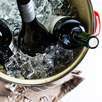 A lightly chilled glass of red wine can be a lovely thing in the summer (or even year round) provided you keep in mind a few easy tips.