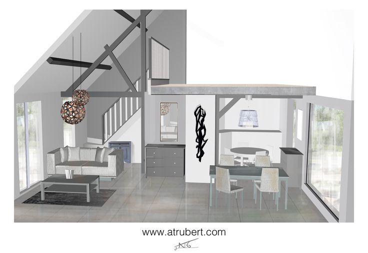 Alexandre TRUBERT A.T.ELIER 16 design Architecte d'intérieur designer Nantes Paris … www.atrubert.com