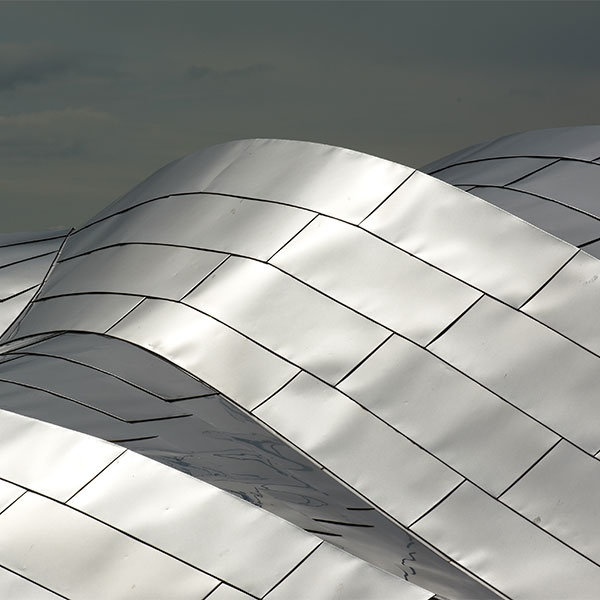 Maggie's Dundee Frank Gehry