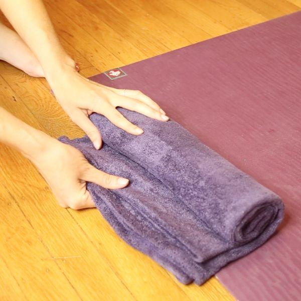 Jade Yoga Mat Towel