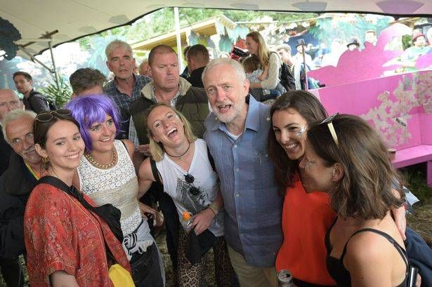 """Jeremy Corbyn announces plans to nationalise the Glastonbury Music Festival -- Standing on the Pyramid stage at Glastonbury, Jeremy Corbyn had a Eureka moment. """"If all these bloody people can afford to come here at these prices they must all be bloody rich as Croesus. Let's nationalise it,"""" he said to his minder John McDonald. """"Right on,""""... --  -- http://rochdaleherald.co.uk/2017/06/24/jeremy-corbyn-nationalise-glastonbury/"""