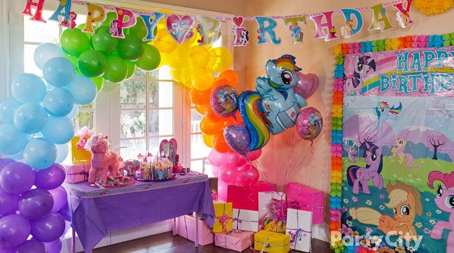 ... my little pony party ideas print entire guide invite the birthday girl