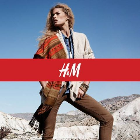 From November 4th until the 17th spend $25 and get $5 off your next purchase from November 18th-28th at H&M.