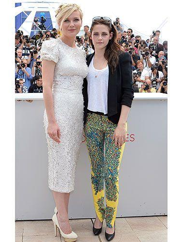 Kristen Stewart's style CV