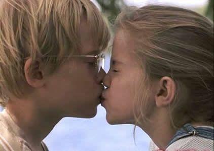"""Macaulay Culkin & Anna Chlumsky en """"Mi Chica"""""""