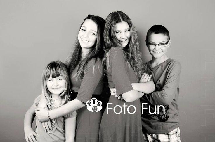 Beautiful family of 4