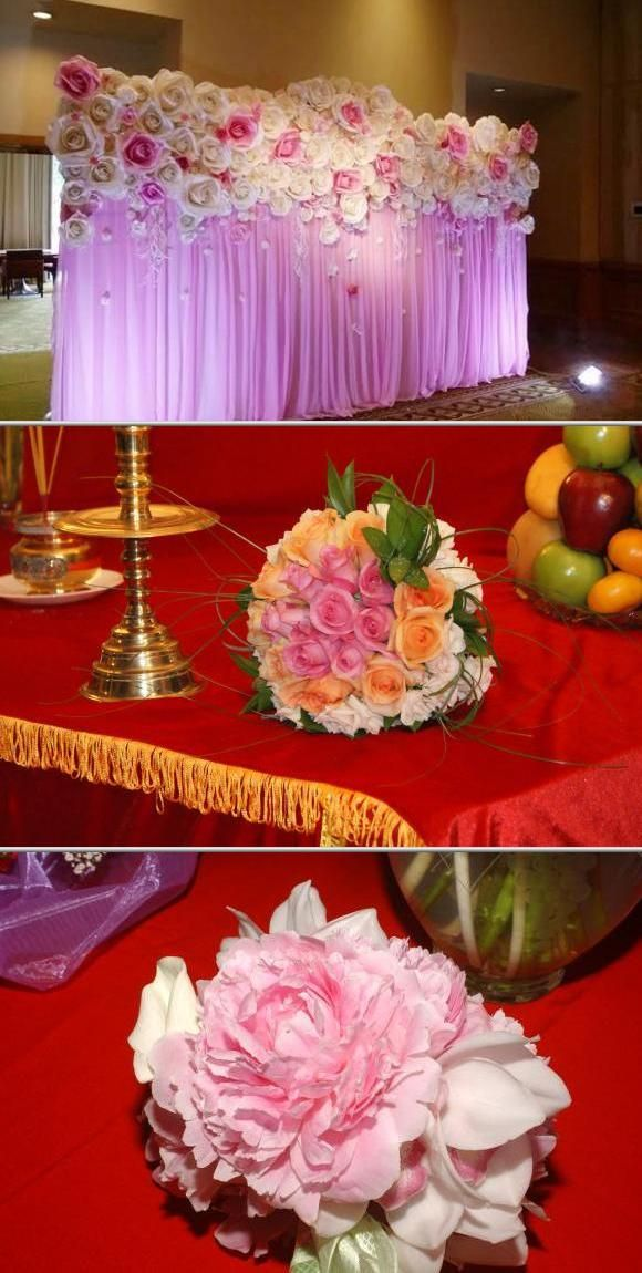 Make your special day memorable without the hassles with Heart in Heart Wedding Planning and Design. These wedding coordinators specialize in traditional Vietnamese weddings.