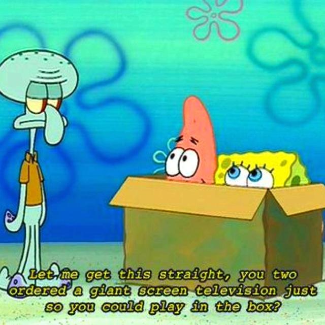 """Imagination!"" -Spongebob Squarepants | Spongebob | Pinterest"