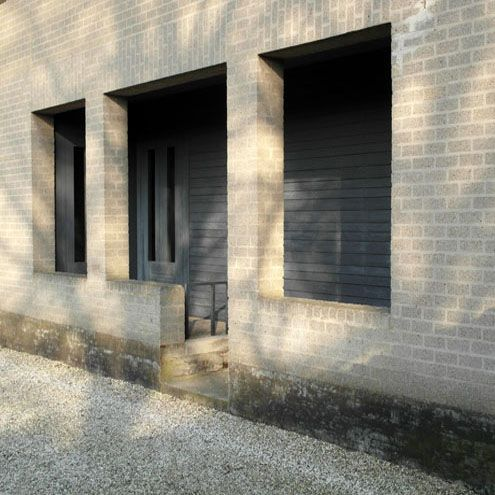 Entrance office