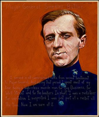 "PDF: ""War is a Racket"" by Gen. Smedley Butler"
