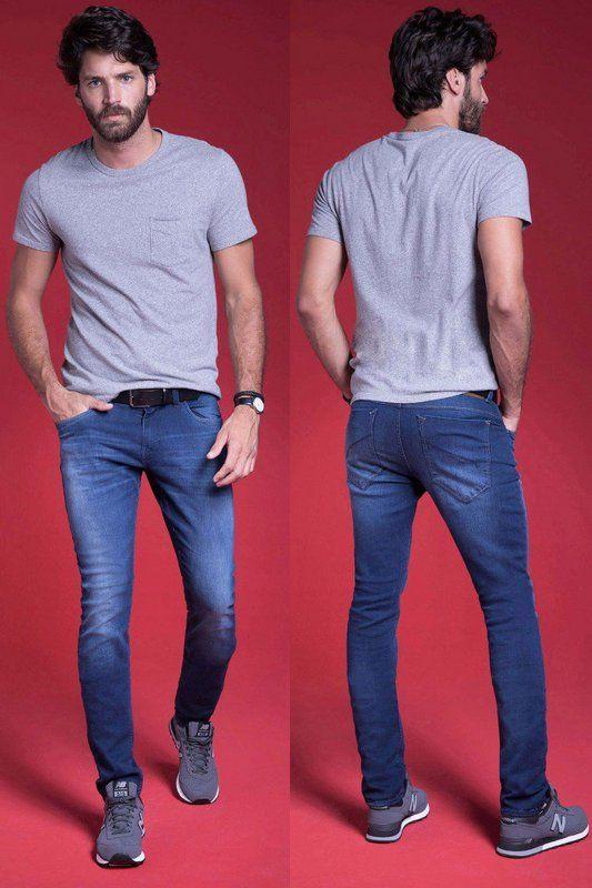 5d228ca9c CALÇA JEANS MASCULINO | Coisas para comprar | Pants e Fashion