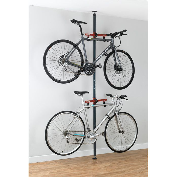 You'll love the Platinum Series 2 Bike Floor to Ceiling Storage Rack at Wayfair - Great Deals on all Storage & Housekeeping  products with Free Shipping on most stuff, even the big stuff.