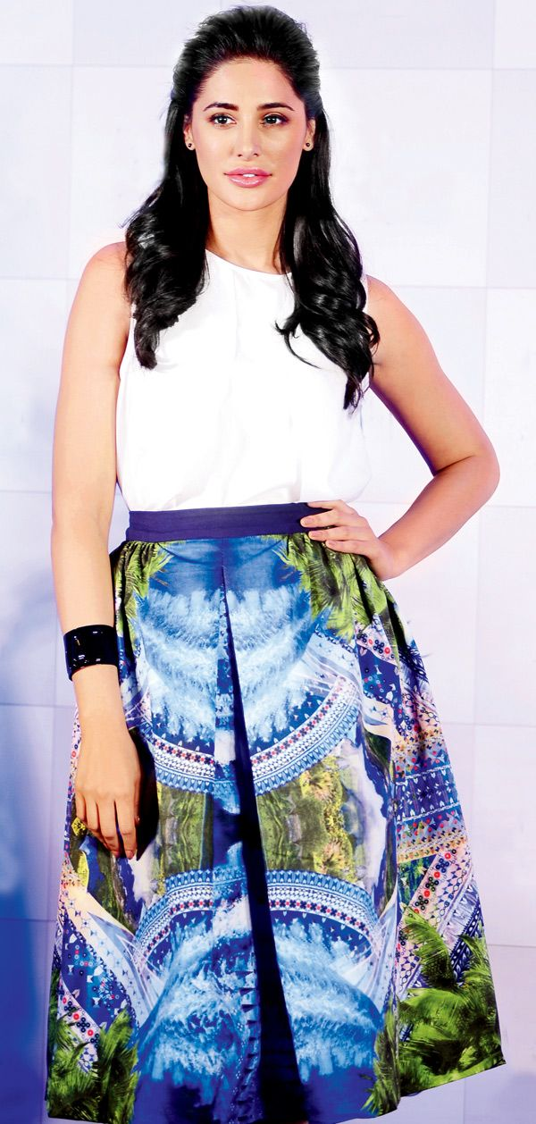 Spotted: Nargis Fakhri at a product launch event !!!  Find out here...http://goo.gl/XlHDdy