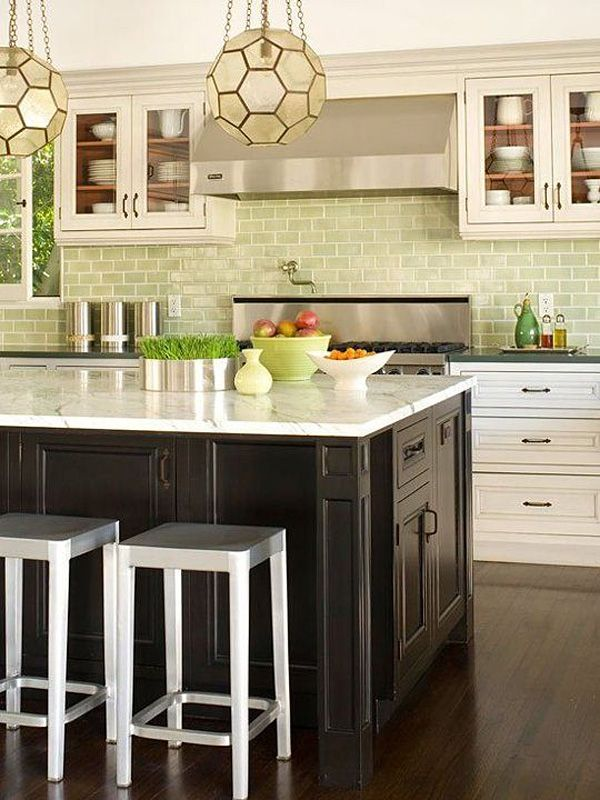 Subway Tile Kitchen Ideas 142 best kitchen - backsplash images on pinterest | kitchen