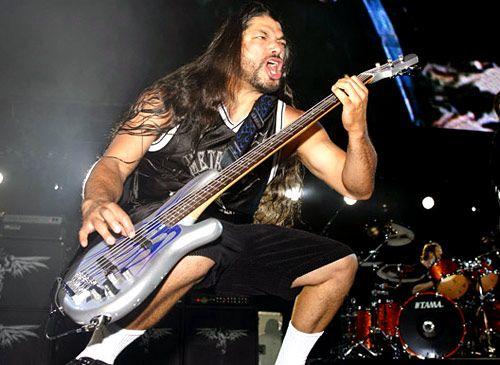 Metallica Basisti