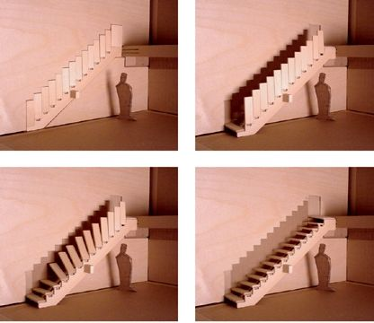 15 Creative and Modern Staircase Designs>>Retract…