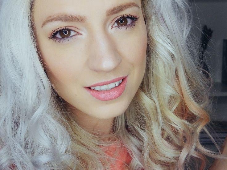 makeup, maquillaje de dia