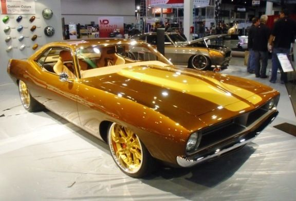 [Chip Foose's Terracuda]... :-o Should you even drive this, or just stand back and admire it ?!