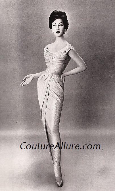 Couture Allure Vintage Fashion: Vintage Evening Gowns