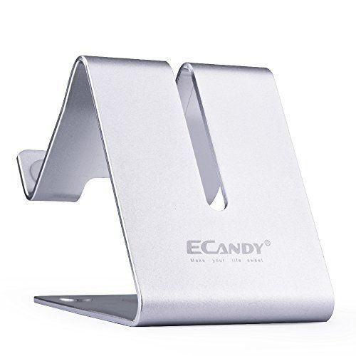 awesome Ecandy Solid Aluminum Desktop Stand for iPhone 6 6+ 3G 3GS 4 4S 5 5C 5S Ipad 2,Ipad 3 Ipad 4,Ipad Mini ,iPod touch Samsung Galaxy S3 i9300 S4 I9600 9500 Note 2 Note 3 Note 4 HTC Blackberry and other Tablets (Silver) Check more at http://forsaletoday.uk/shop/iphone4/ecandy-solid-aluminum-desktop-stand-for-iphone-6-6-3g-3gs-4-4s-5-5c-5s-ipad-2ipad-3-ipad-4ipad-mini-ipod-touch-samsung-galaxy-s3-i9300-s4-i9600-9500-note-2-note-3-note-4-htc-blackberry-and-other-t/