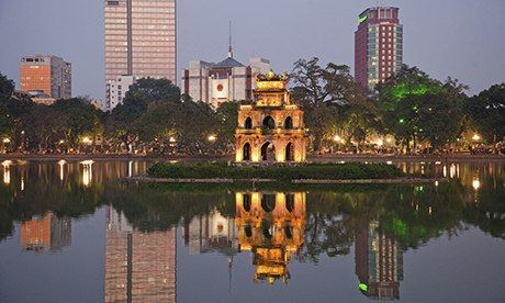 Top 10 boutique budget hotels in Hanoi, Vietnam