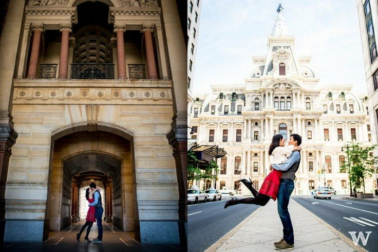 Engagement Photography Philadelphia & Rittenhouse - Philadelphia Wedding Photographers