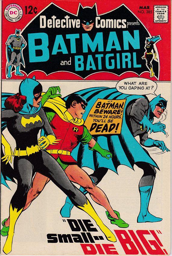 Detective Comics 385  1937 1st Series March 1969  DC